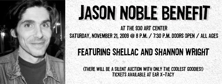 jason noble benefit