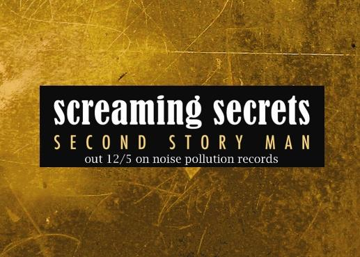 Second Story Man - Screaming Secrets