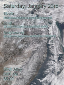 Siberia show
