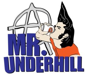 Mr. Underhill logo