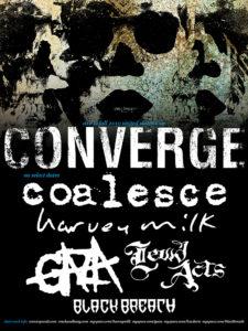 Converge 2010 tour