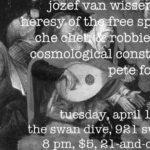 Jezef Van Wissen at Skull Alley