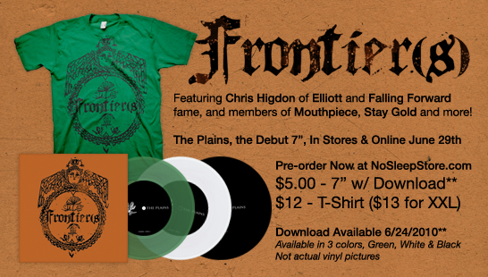 Frontiers-The Plains preorder