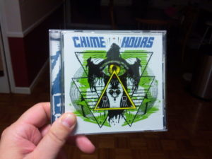 The new Chime Hours cd on Noise Pollution
