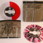 Rattletooth and Everything Went Black split 7""