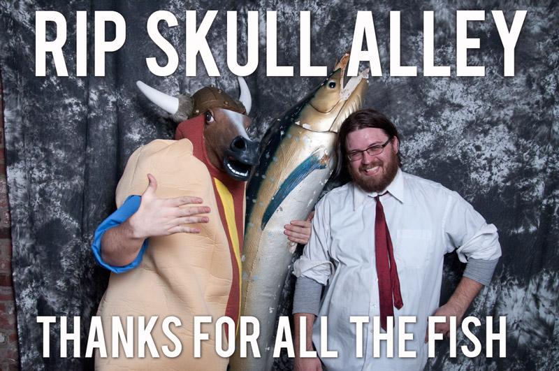 RIP Skull Alley, 2008-2010