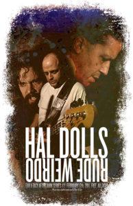 Hal Dolls and Rude Weirdo