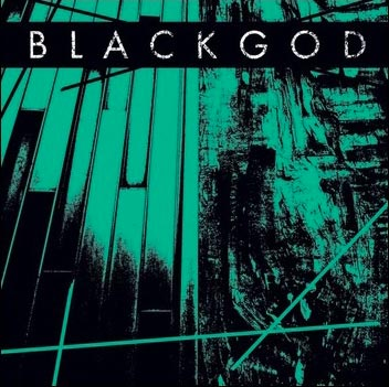 Black God 7inch cover