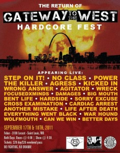 Gateway Fest 2011 Poster