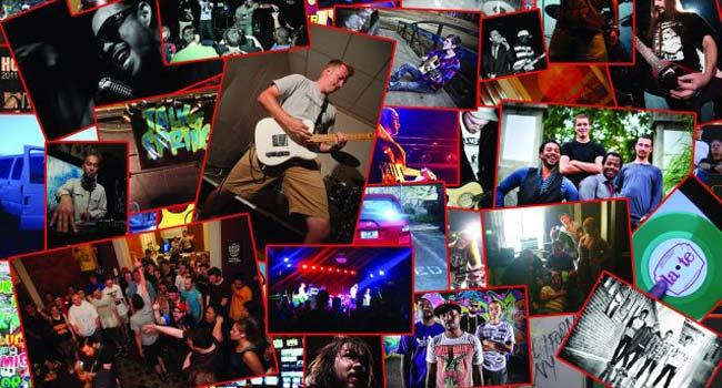 Little Heart Records 2012 calendar