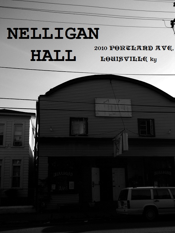 Nelligan Hall advertisement
