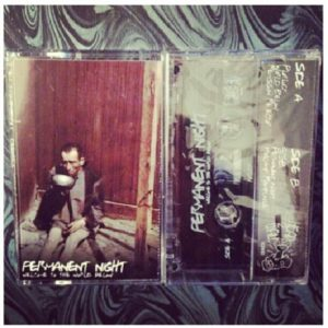 Permanent Night cassette
