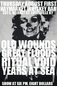 Old Wounds/Great Floods