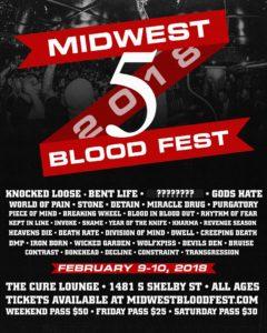Midwest Blood Fest 5